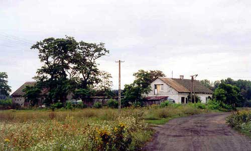 Farmhouse at Karolewo
