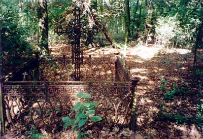 Former Lutheran Cemetery of Karolewo